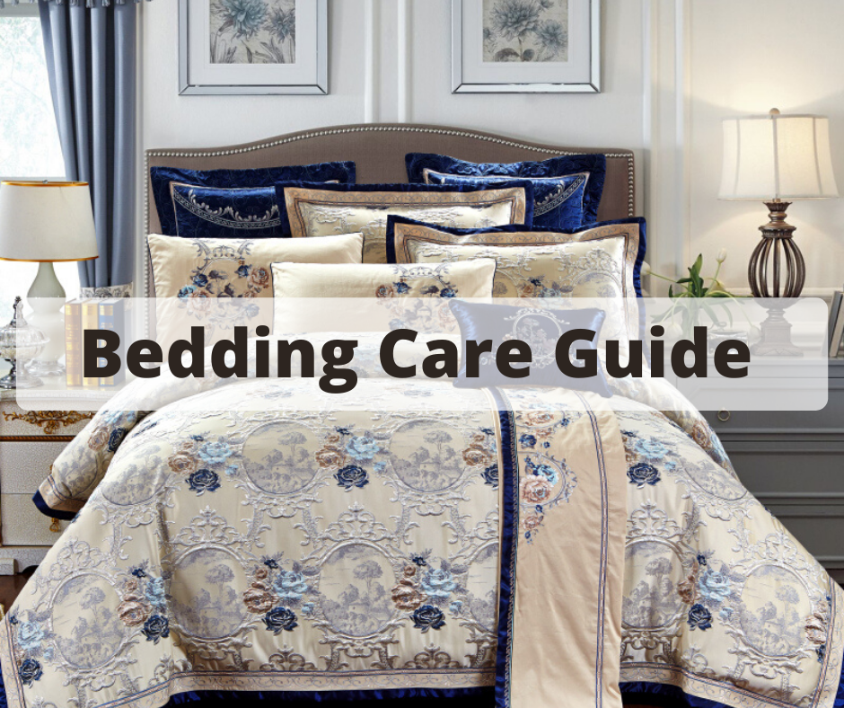 Bedding Care Guide