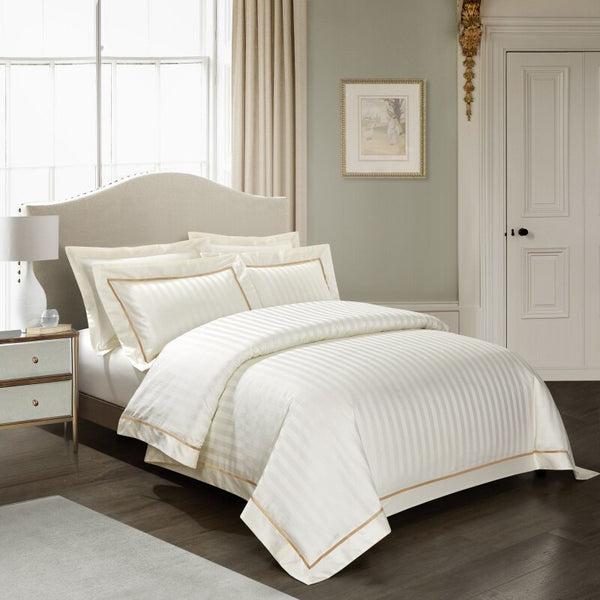 Marnula Egyptian Cotton Premium Soft Silky Duvet Cover Set - Venetto Design
