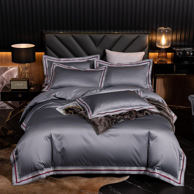 Osmano Luxury Soft Egyptian Cotton Bedding Set