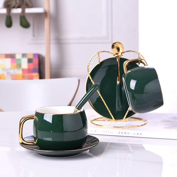 Cologne Tea Set - Venetto Design