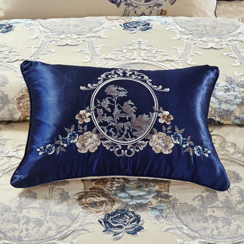 Gazaneya Oriental Jacquard Luxury Bedding Sets