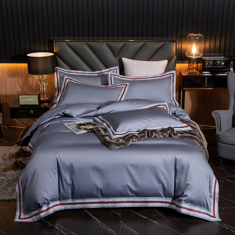 Osmano Luxury Soft Egyptian Cotton Duvet Cover Set