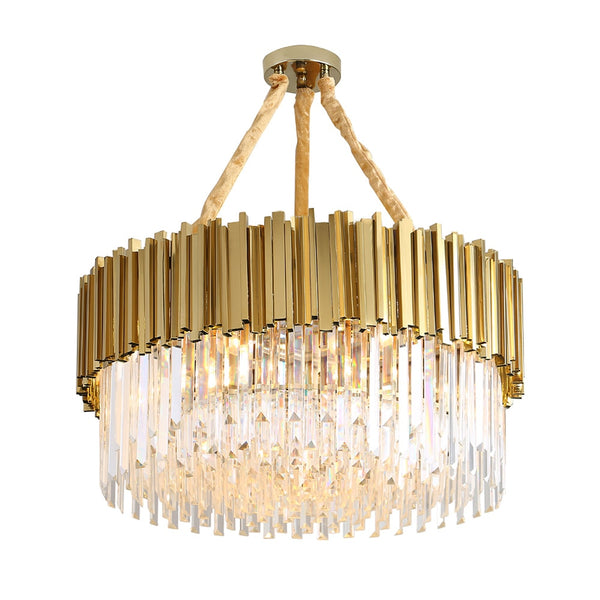 Adorjan Crystal Chandelier - Venetto Design