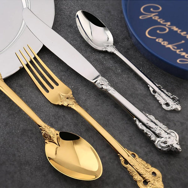Flatware Ducal Flatware Set - Venetto Design