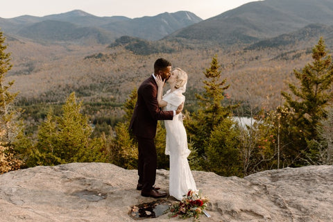 Juliana Renee Photography Adirondack Elopement