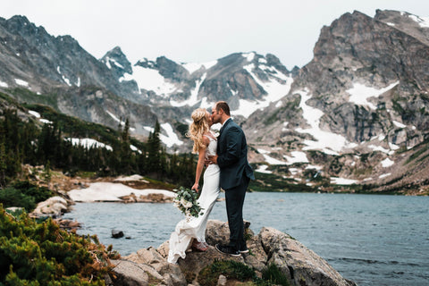 The Foxes Photography Colorado Elopement
