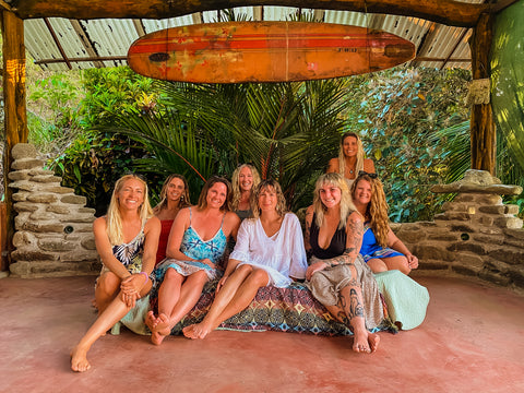 Surf With Amigas Southern Costa Rica