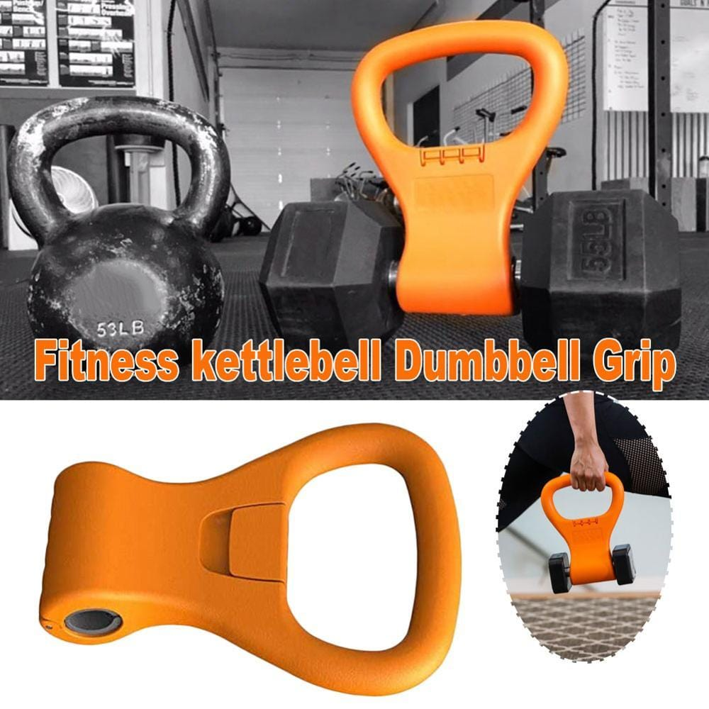 The Kettle Grip™ Dumbbell Conversion Grip