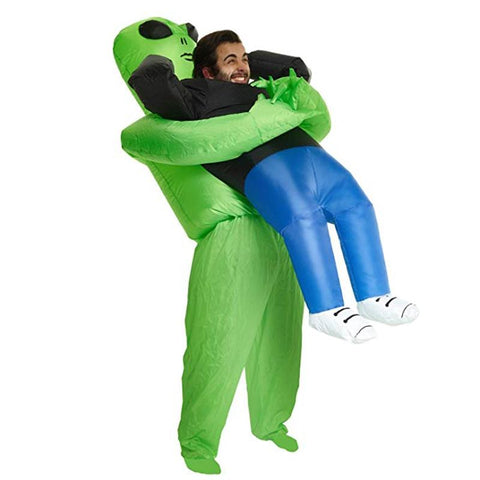 Image of Inflatable Alien Costume