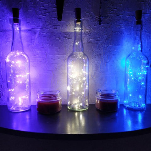 LED Cork Lights ( 3 Pack )