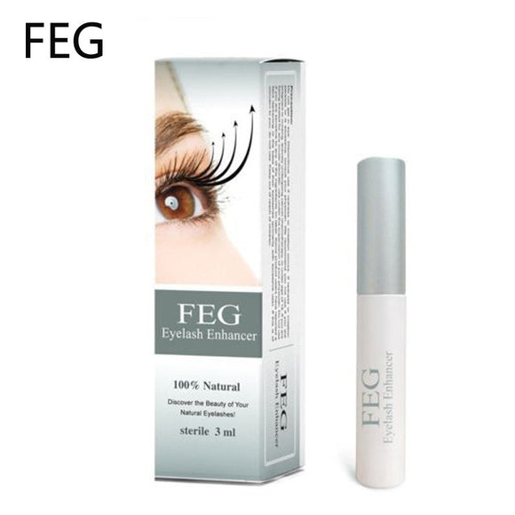 2pcs Makeup Eyelash Growth Powerful Makeup Eyelash Growth Treatments Serum Enhancer Eye Lash FEG Eyelash Growth Liquid