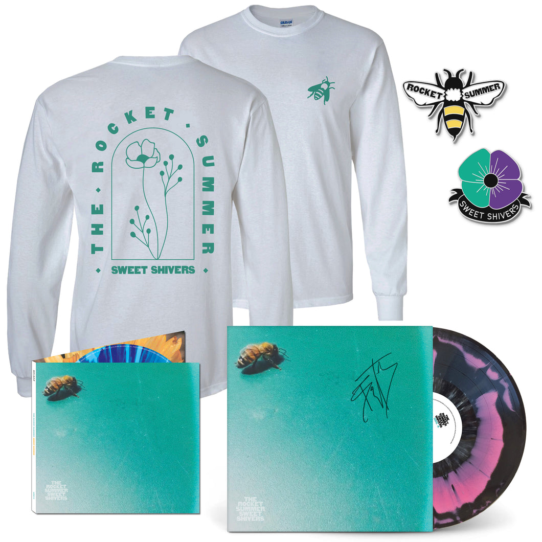 SWEET SHIVERS SIGNED BUNDLE B + ALL ACCESS
