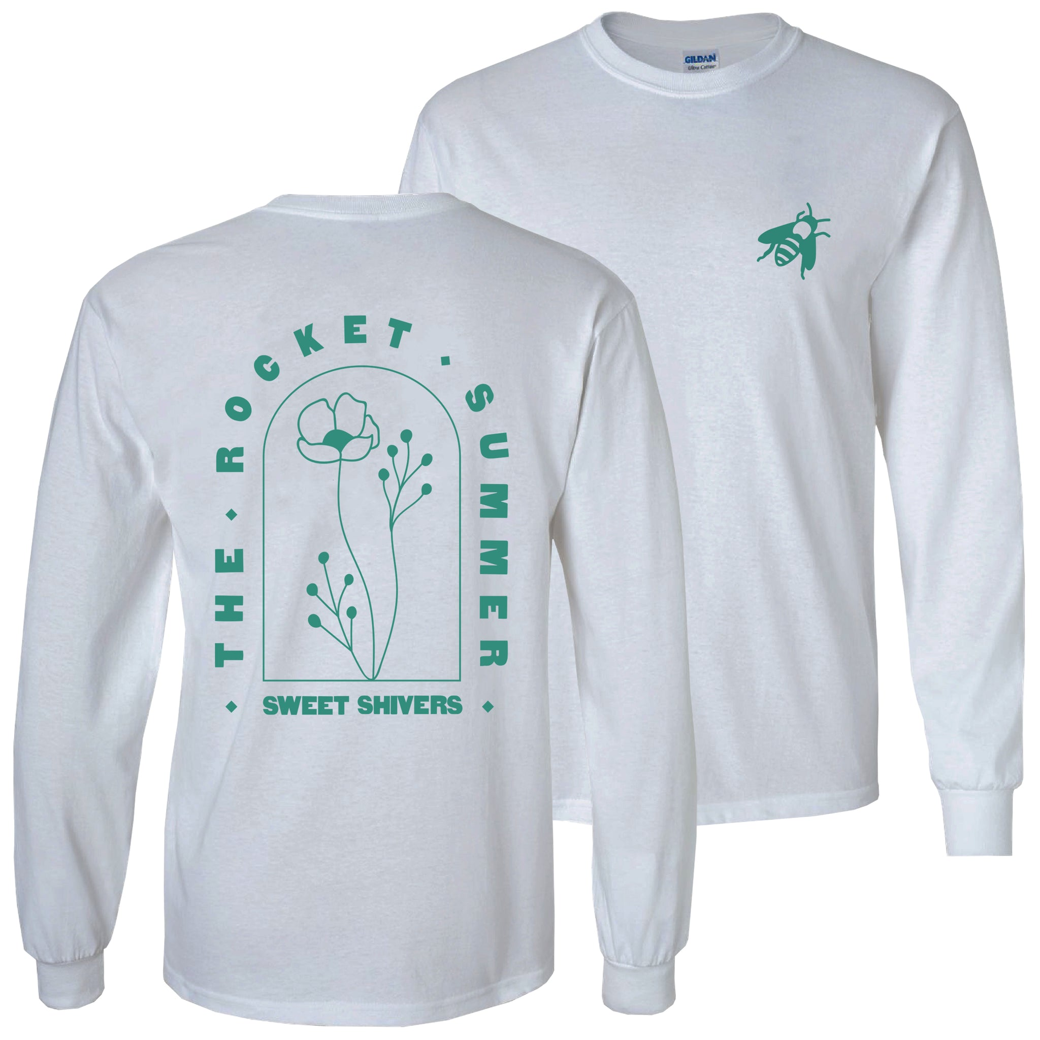 SWEET SHIVERS LONG SLEEVE TEE + ALL ACCESS