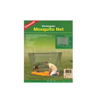 Backwoods Mosquito Net Grn Single