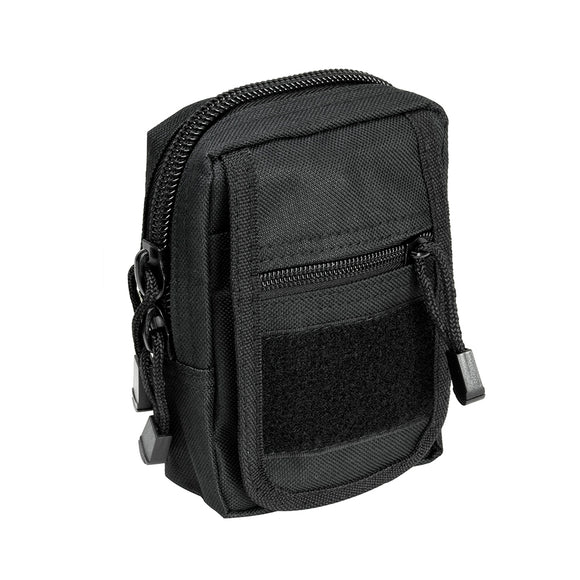 Small Utility Pouch-Black