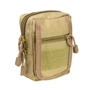 Small Utility Pouch-Tan