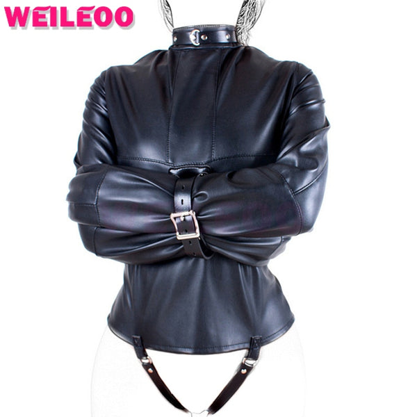 straitjacket bondage jacket sex toy bdsm game adult game fetish slave bdsm bondage restraint erotic toy adult sex toy for couple