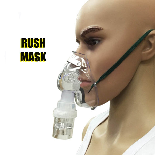 Advanced Medical Plastic Poppers Rush Mask Erotic Toy for Gay / Lesbian Adult Products Anal Sex Trainer Sex Toy for Men