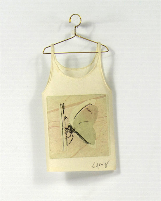 <i>Camisole on hanger butterfly <i>Cybèle Young