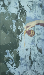 Susan Cunningham - Pour Oil on Troubled Waters