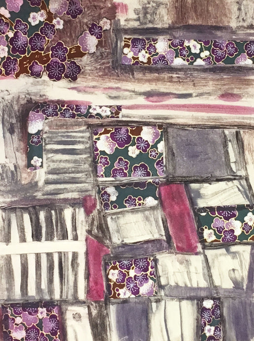 Astrid Ho - Rooftop View (Plum Blossoms)