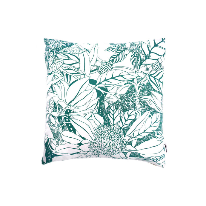 Arwen Giel - Daintree Pillowcase (Green)