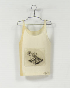 <i> Camisole on hanger raft <i> Cyb&#232;le Young