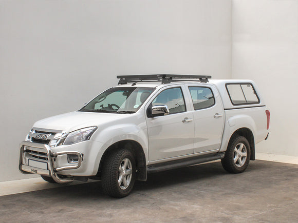 Isuzu DC (2013-Current) Slimline II Roof Rack