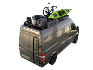 "Mercedes Benz Sprinter 144""/170"" / L2/L3 / MWB/LWB Wheelbase without OEM Tracks (2006-Current) Slimline II Roof Rack Kit"