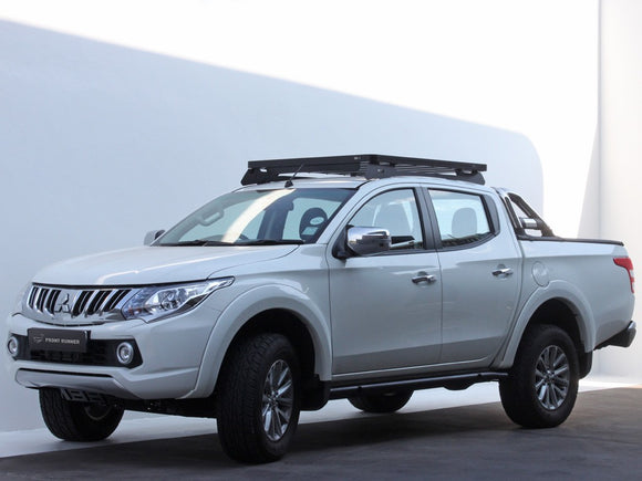 Mitsubishi L200 / 5th Gen (2015-Current) Slimline II Roof Rack Kit