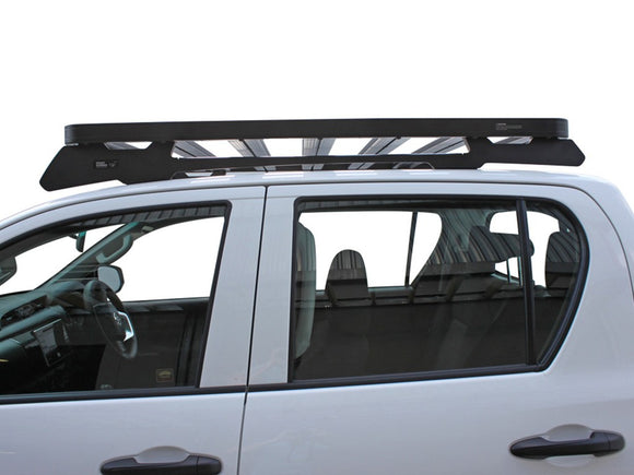 Toyota Hilux Double Cab 2016 - Current Slimline Roof Rack