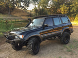 Toyota Land Cruiser 80 Slimline II Roof Rack