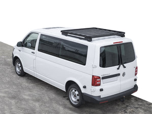 Volkswagen T5/T6 Transporter LWB (2003-Current) Slimline II 1/2 Roof Rack Kit