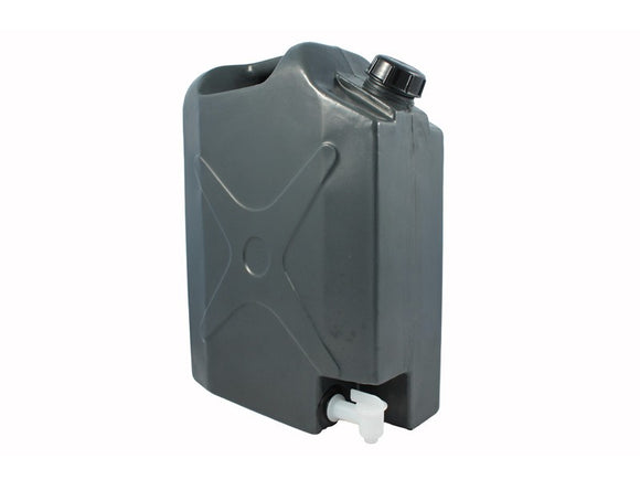 20L Plastic Water Jerry Can With Tap