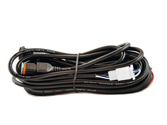 Single LED Wiring Harness with DT Plug