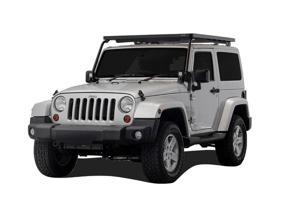 Jeep Wrangler JK 2 Door (2007-2018) Extreme Roof Rack Kit
