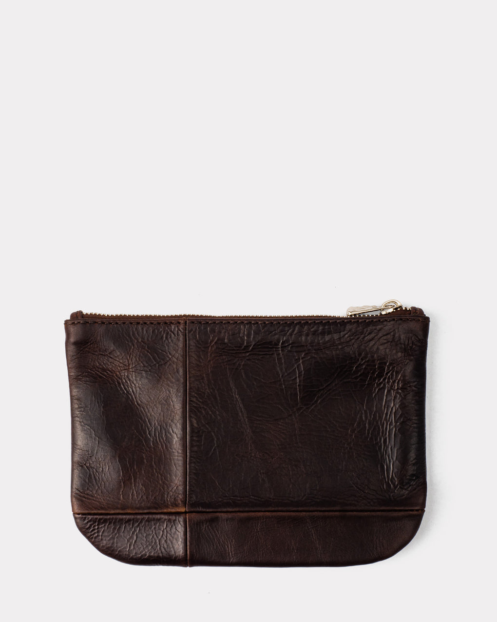 Bauhaus Pouch Medium - Burnt Amber