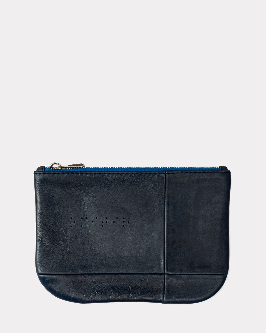 Bauhaus Pouch Medium - Petroleum