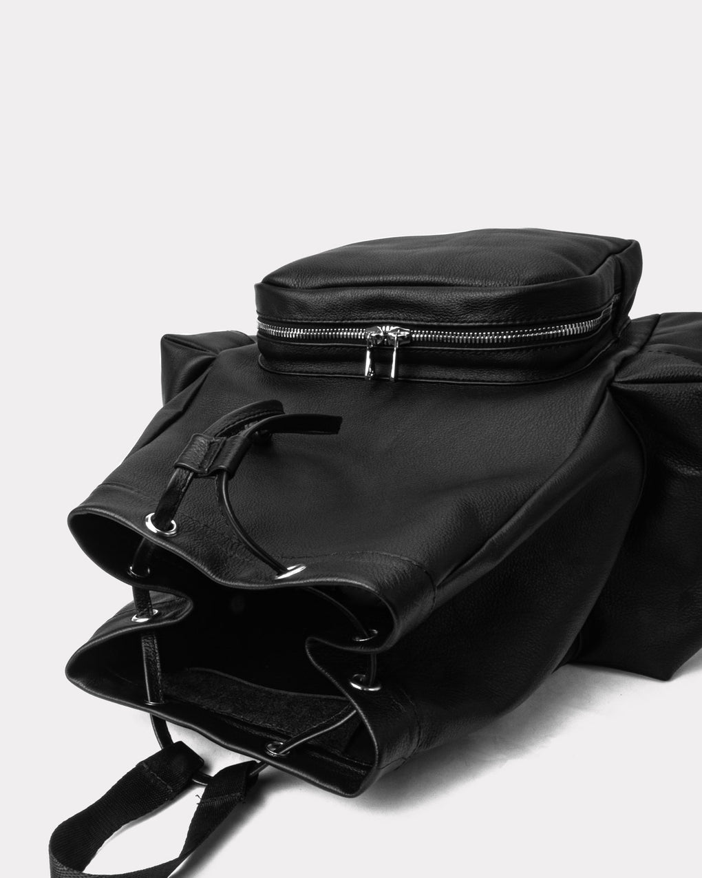 Parachute Backpack - Black