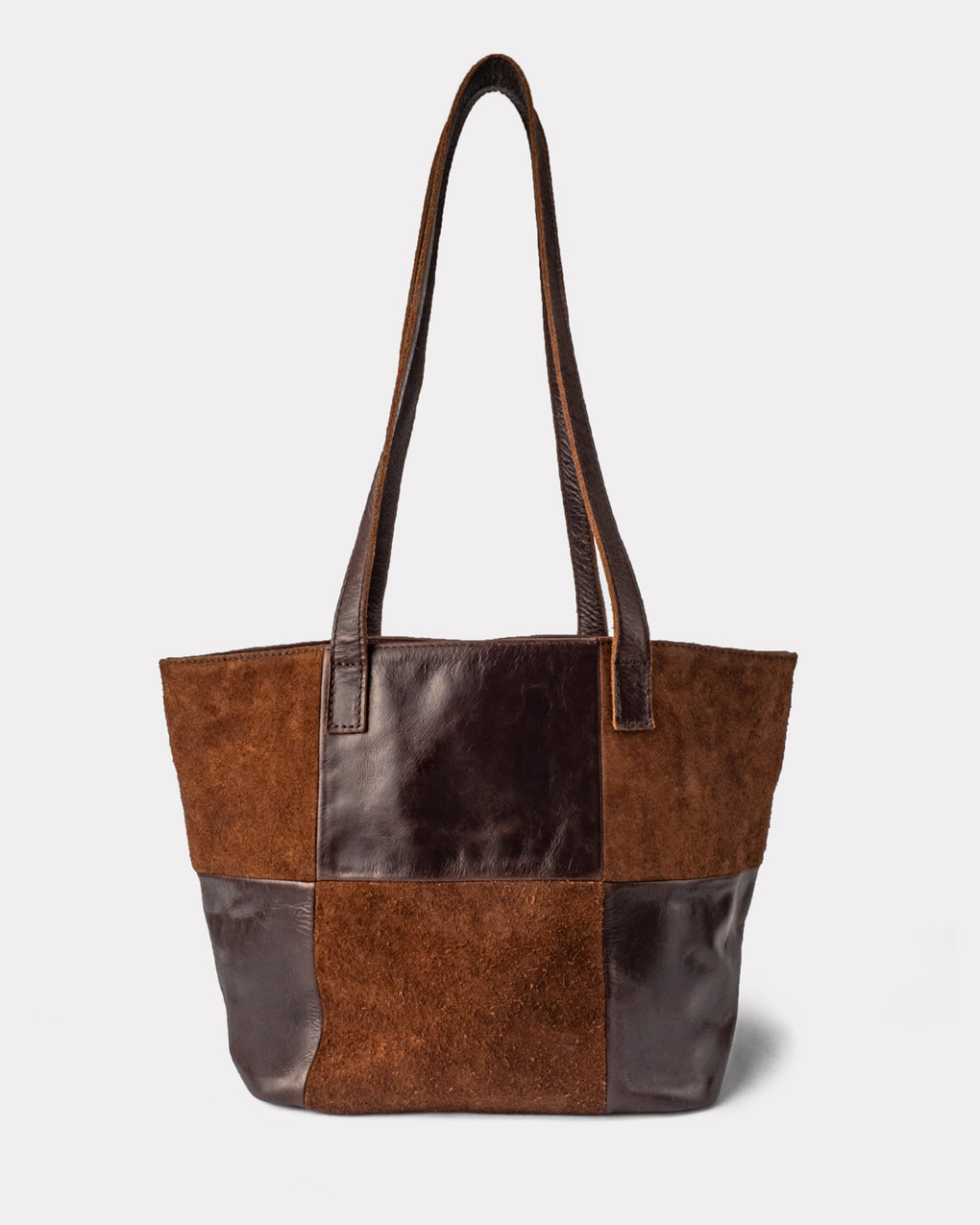 Plan B Tote - Burnt Amber