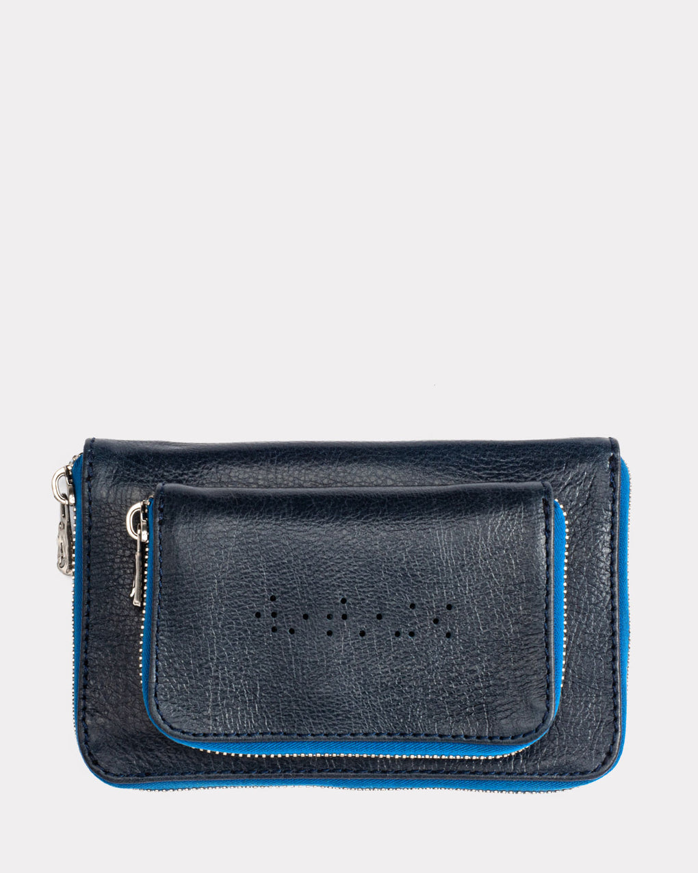 Transit Wallet Long - Petroleum