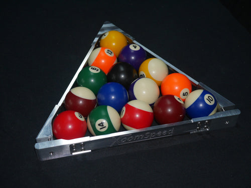 Snooker/Pool triangle