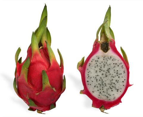 Dragon Fruit, from the Pitahaya plant