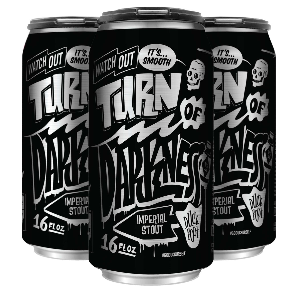 Turn of Darkness - Imperial Stout (4-pack)