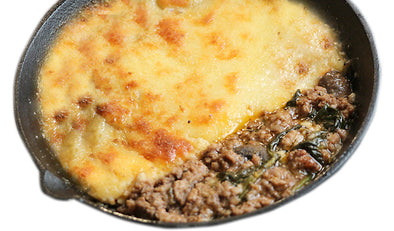 Shepherd's (Cottage) Pie -