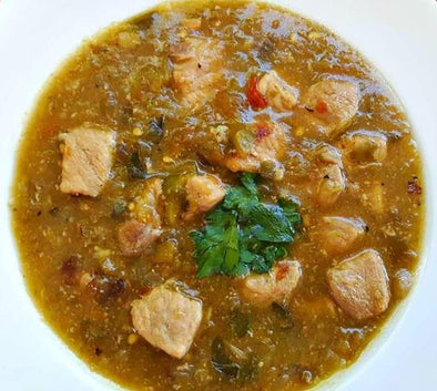 Pork Hatch Green Chili