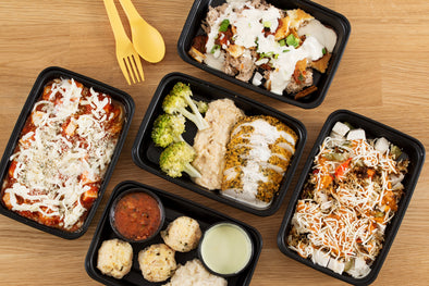 5 Meal Pack Subscription