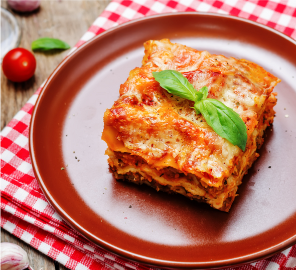 Vegetable Lasagna -