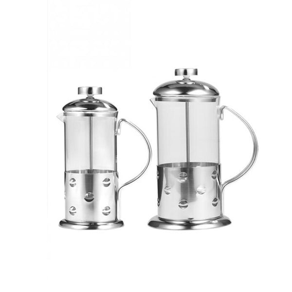 French Press Stainless Steel Coffee Maker