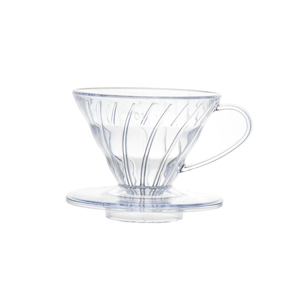Coffee Dripper V60 Heat-resistant with filters, two sizes available